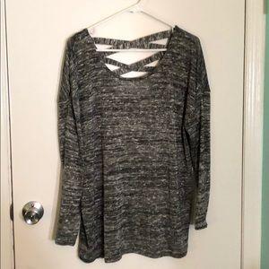Lightweight sparkly sweater